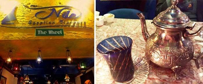 エジプト料理ナイル