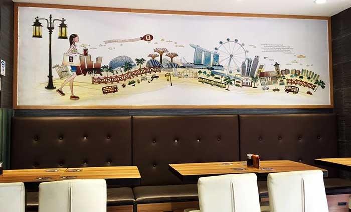 シンガポールカフェ、ヤ・クン